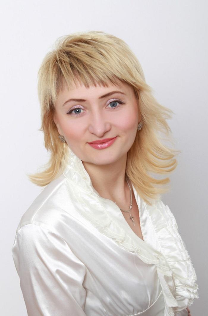 Вікторія Миколаївна Рибальченко