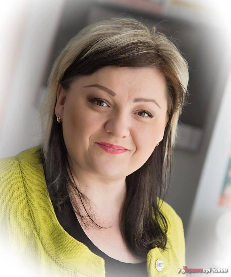 Ірина Георгіївна Ящук